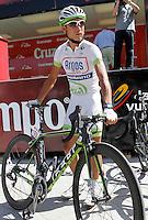 Cheng Yi during the stage of La Vuelta 2012 between Logroño and Logroño.August 22,2012. (ALTERPHOTOS/Acero) /NortePhoto.com<br /> <br /> **SOLO*VENTA*EN*MEXICO**<br /> **CREDITO*OBLIGATORIO**<br /> *No*Venta*A*Terceros*<br /> *No*Sale*So*third*<br /> *** No Se Permite Hacer Archivo**<br /> *No*Sale*So*third*