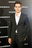 Marc Clotet attends the Emporio Armani Boutique opening at Serrano street in Madrid, Spain. April 08, 2013. (ALTERPHOTOS/Caro Marin) /NortePhoto