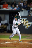 Siena Saints pinch hitter Matt Hamel (6) during a game against the UCF Knights on February 17, 2017 at UCF Baseball Complex in Orlando, Florida.  UCF defeated Siena 17-6.  (Mike Janes/Four Seam Images)