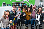 Pictured at the Dingle Food Festival on Saturday afternoon last, were l-r: Jane O'Connor, Jerry McGrath, Donal Ó Céileachair, Lis Uí Chéileachair Sinead Ní Chonchuir, Padraig O'Connor and Edel O'Donnell.
