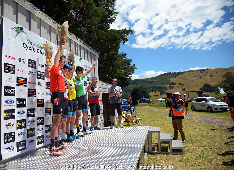 UCI Oceania Tour - NZ Cycle Classic stage three - Carterton circuit in Wairarapa, New Zealand on Friday, 22 January 2016. Photo: Dave Lintott / lintottphoto.co.nz