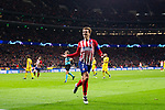 Antoine Griezmann of Atletico de Madrid during the match between Atletico de Madrid and Borussia Dortmund of UEFA Champions League 2018-2019, group A, date 4 played at the Wanda Metropolitano Stadium. Madrid, Spain, 6 NOV 2018.