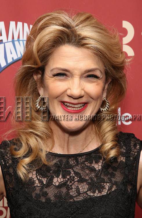 Victoria Clark attends the cast party for the Roundabout Theatre Company presents a One-Night Benefit Concert Reading of 'Damn Yankees' at the Stephen Sondheim Theatre on December 11, 2017 in New York City.