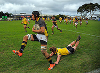 150905 Rugby - Wellington Under-19 v Hurricanes Barbarians