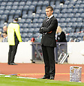 26/04/2009  Copyright Pic: James Stewart.sct_jspa36_falkirk_v_dunfermline.THE CUP DREAM IS OVER FOR JIM MCINTYRE.James Stewart Photography 19 Carronlea Drive, Falkirk. FK2 8DN      Vat Reg No. 607 6932 25.Telephone      : +44 (0)1324 570291 .Mobile              : +44 (0)7721 416997.E-mail  :  jim@jspa.co.uk.If you require further information then contact Jim Stewart on any of the numbers above.........