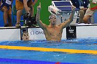 Río 2016 Natación Final 200m Mariposa