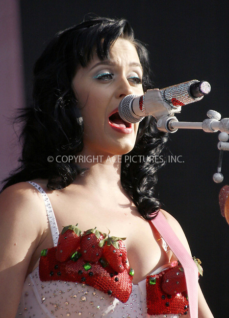 WWW.ACEPIXS.COM . . . . .  ..... . . . . US SALES ONLY . . . . .....August 23 2009, Staffordshire, England....Katy Perry live at the V Festival in Staffordshire on August 23 2009 in Staffordshire, England....Please byline: FAMOUS-ACE PICTURES... . . . .  ....Ace Pictures, Inc:  ..tel: (212) 243 8787 or (646) 769 0430..e-mail: info@acepixs.com..web: http://www.acepixs.com