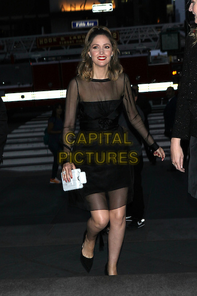 NEW YORK, NY - JUNE 2: Rose Byrne arrives to the Chanel Fine Jewelry Dinner at The New York Public Library on June 2, 2016 in New York City. <br /> CAP/MPI/DIE<br /> &copy;DIE/MPI/Capital Pictures