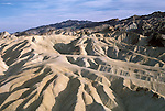 CA: Death Valley National Park Zabriskie Point   .Photo by Lee Foster, lee@fostertravel.com, www.fostertravel.com, (510) 549-2202.Image: cadeat205