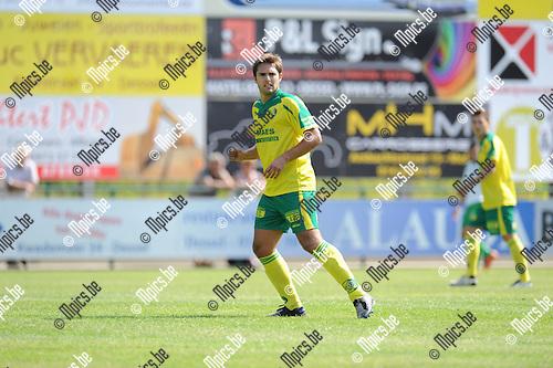 2012-07-22 / Voetbal / seizoen 2012-2013 / Witgoor Dessel / Robbe Claes..Foto: Mpics.be