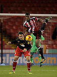 Sheffield United's Sam Graham in action during the FA Youth Cup First Round match at Bramall Lane Stadium, Sheffield. Picture date: November 1st 2016. Pic Richard Sellers/Sportimage