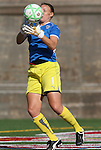 12 July 2009: Boston's Kristen Luckenbill. Sky Blue FC defeated the Boston Breakers 2-1 at Harvard Stadium in Cambridge, Massachusetts in a regular season Women's Professional Soccer game.