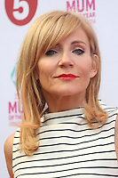 Michelle Collins at the Tesco Mum of the Year Awards 2014 held at the Savoy, London 23/03/2014 Picture by: Henry Harris / Featureflash