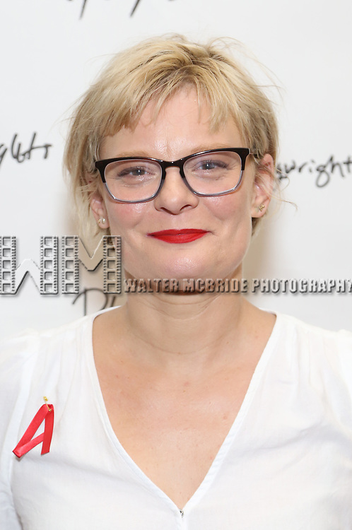 Martha Plimpton attends the Opening Night Performance of the Playwrights Horizons world premiere production of 'Log Cabin' on June 25, 2018 at Playwrights Horizons in New York City.