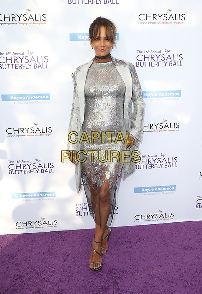 BRENTWOOD, CA June 03- Halle Berry, at 16th Annual Chrysalis Butterfly Ball at Private Residence, California on June 03, 2017. Credit: Faye Sadou/MediaPunch<br /> CAP/MPI/FS<br /> &copy;FS/MPI/Capital Pictures