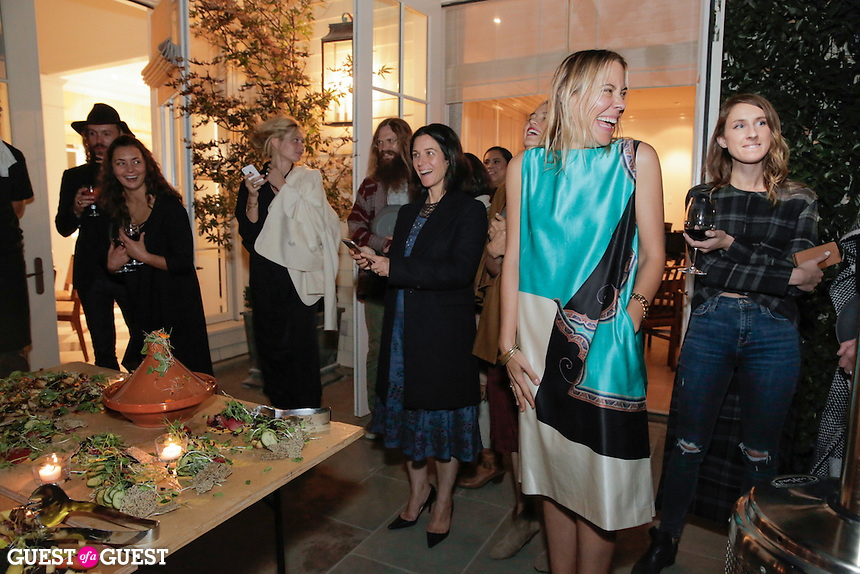 CAP Beauty + Jenni Kayne Dinner on Nov. 5, 2015 (Photo by Inae Bloom/Guest of a Guest)
