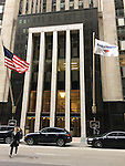 Chicago, Illinois, United States of America / USA; December 28, 2016 -- The Field Building / LaSalle National Bank Building / Bank of America Building, art deco; La Salle Street -- Photo: © HorstWagner.eu