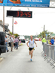 David Carry from Dunleer was 3rd in the Annagassan 10K run. The event was held as part of the Viking festival.Photo: www.colinbellphotos.com