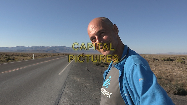 SCENE<br /> in Battle Mountain - Graeme Obree's Story (2015) <br /> *Filmstill - Editorial Use Only*<br /> CAP/NFS<br /> Image supplied by Capital Pictures