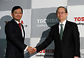 Toshiba introduces new President and CEO and new Chairman