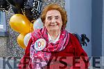 Bridget O'Grady celebrating her 100th birthday in Castleshannon Causeway.