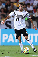 Luca Waldschmidt of Germany in action<br /> Udine 30-06-2019 Stadio Friuli <br /> Football UEFA Under 21 Championship Italy 2019<br /> final<br /> Spain - Germany<br /> Photo Cesare Purini / Insidefoto