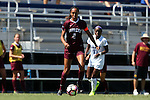 04 September 2016: Minnesota's Simone Kolander. The Duke University Blue Devils hosted the University of Minnesota Golden Gophers at Koskinen Stadium in Durham, North Carolina in a 2016 NCAA Division I Women's Soccer match. Duke won the game 1-0.