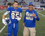 Javelina Football Senior Day