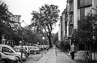 Berlino, quartiere Kreuzberg --- Berlin, Kreuzberg district