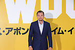 "Actor Leonardo Dicaprio attends the Japan premiere for their movie ""Once Upon a Time in Hollywood"" in Tokyo, Japan on August 26, 2019. The film will be released in Japan on August 30. (Photo by AFLO)"