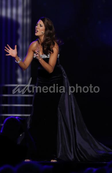 08 September 2016 - Atlantic City, New Jersey - Miss South Dakota, Julia Olson.  2017 Miss America Preliminary Competition, Day 3, at Boardwalk Hall. Photo Credit: MJT/AdMedia