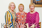 3 sisters enjoying a night out in Bella Bia on Friday.<br /> L-r, Jackie Linnane, Veronica Curtin and Catherine Dolan from Tralee.