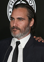06 January 2018 - Santa Monica, California - Joaquin Phoenix. The Art Of Elysium's 11th Annual Black Tie Artistic Experience HEAVEN Gala held at Barker Hangar. <br /> CAP/ADM/FS<br /> &copy;FS/ADM/Capital Pictures