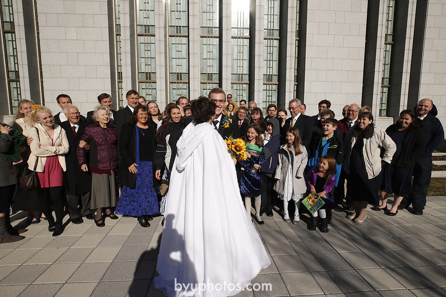 JSW 1711 Anderson Wedding 153<br /> <br /> JSW 1711 Anderson Wedding<br /> <br /> Derek and Becky Anderson - Draper Temple<br /> <br /> December 28, 2017<br /> <br /> Jaren Wilkey/BYU<br /> <br /> &copy; BYU PHOTO 2017<br /> All Rights Reserved<br /> photo@byu.edu  (801)422-7322