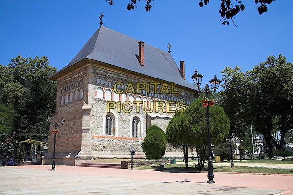 Saint John the Baptist Church, Biserica Sfantu Ioan, Piata Libertatii, Piatra Neamt, Moldavia, Romania
