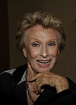 Cloris Leachman (mom to Morgan Englund - GL)  attended Chiller Theatre Spring Extravaganza was held on April 27, 2014 at the Parsippany Sheraton Hotel in Parsippany, New Jersey.  (Photo by Sue Coflin/Max Photos)