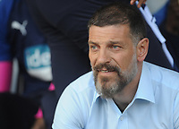 West Bromwich Albion manager Slaven Bilic<br /> <br /> Photographer Kevin Barnes/CameraSport<br /> <br /> The EFL Sky Bet Championship - West Bromwich Albion v Blackburn Rovers - Saturday 31st August 2019 - The Hawthorns - West Bromwich<br /> <br /> World Copyright © 2019 CameraSport. All rights reserved. 43 Linden Ave. Countesthorpe. Leicester. England. LE8 5PG - Tel: +44 (0) 116 277 4147 - admin@camerasport.com - www.camerasport.com