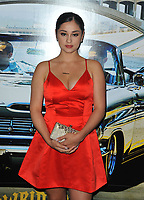 www.acepixs.com<br /> <br /> May 9 2017, LA<br /> <br /> Yvette Monreal arriving at the premiere of 'Lowriders' on May 09, 2017 in Los Angeles, California. <br /> <br /> By Line: Peter West/ACE Pictures<br /> <br /> <br /> ACE Pictures Inc<br /> Tel: 6467670430<br /> Email: info@acepixs.com<br /> www.acepixs.com