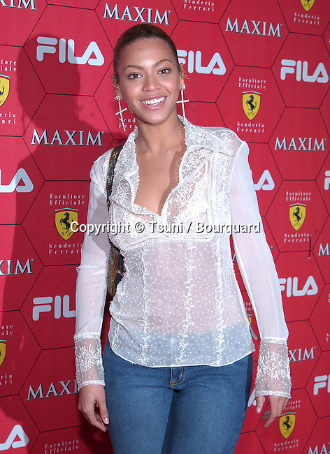 Beyonce Knowles arriving at the Seduction Of Speed an evening with the magazine Maxim at the Lounge @ Astra in Los Angeles. March 14, 2002.           -            KnowlesBeyonce16.jpg