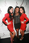 To-Tam Sachika, Basketball Wives Meeka Claxton and To-Nya Sachika  Attend JONES MAGAZINE PRESENTS SACHIKA TWINS BDAY BASH at SL, NY 12/12/11