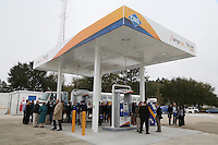 Champion Brands AMPCMG TrilliumCNG Public Access CNG Fueling Station Grand Opening
