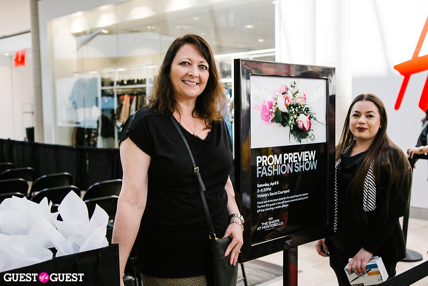 Marida Petitjean and Jessica attend the Prom Fashion Show Preview 2017 at The Shops at Montebello on June 8, 2017 (Photo by Jason Sean Weiss / Guest of a Guest)