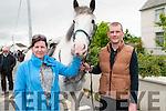 Ballyduff Horse Fair: Geraldine & Gerard Flavin, Tarbert attending the Ballyduff Horse fair  on Sunday last.