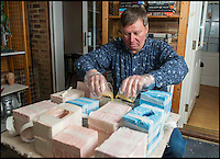 BNPS.co.uk (01202 558833)<br /> Pic: TomWren/BNPS<br /> <br /> Duncan creates one of the moulds for his puppets.<br /> <br /> A Thunderbirds fanatic who always dreamt of owning an original Parker puppet now earns a living making them for fellow fans.<br /> <br /> Duncan Willis, 59, made his first puppet 15 years ago and his hobby has grown into a business where he creates puppets of the show's best-loved characters including Parker, Lady Penelope and Jeff Tracy. <br /> <br /> Mr Willis makes and sells about 20 Thunderbirds puppets a year at his home in Whiteley, Hampshire, together with elaborate props for them because he doesn't want them to be stood 'with a rod up their backside'. <br /> <br /> The puppets, which measure between 19 and 23in, take him four to six weeks to craft and cost in the region of &pound;900.