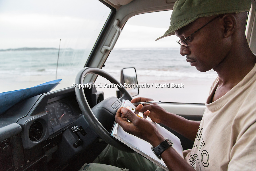 Marine Reserve of Ponta do Ouro.<br />