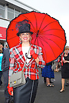 Diane Jeffers Jasmine Botique, Tralee at Ladies Day at the Listowel Races on Friday
