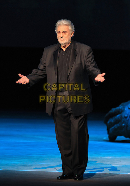 Placido Domingo.Opening of the new stage of the Mariinsky Theatre, Saint Petersburg Russia 3rd May 2013.CAP/PER/i10.© i10/Persona/CapitalPictures