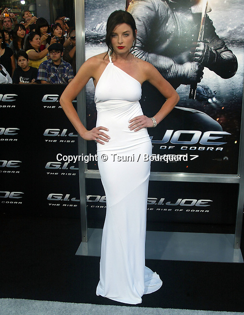 Rachel Nichols   -<br /> GI-Joe LA Premiere at the Chinese Theatre In Los Angeles