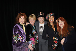 Days Suzanne Rogers, Judi Evans, Louise Sorel, Renee Jones, Jane Elissa wear shawls designed by Jane Elissa at Romantic Times Booklovers Annual Convention 2011 - The Book Industry Event of the Year - April 9, 2011 at the Westin Bonaventure, Los Angeles, California for readers, authors, booksellers, publishers, editors, agents and tomorrow's novelists - the aspiring writers. (Photo by Sue Coflin/Max Photos)