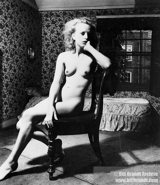 Nude Hampstead 1945